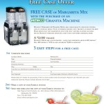 Mayson s Margarita Mix 4 gallons free