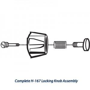 Hobart Locking Knob Assembly