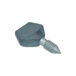 Thumb Screw (Stainless) For Hickory Rotisseries