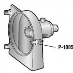 Housing Latch With P-1005A Set Screw