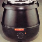 Soup Warmer / Cooker Kettle (600 Watt)