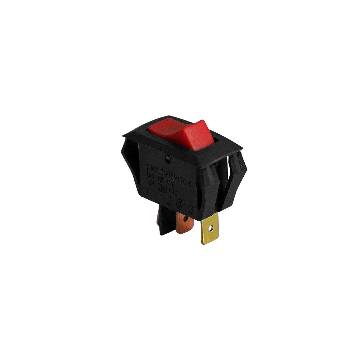 Heat Seal 1872 009 Rocker Switch Lighted Alfa