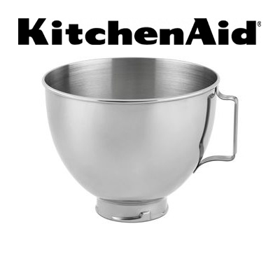 Kitchenaid 174 K45sbwh 4 5 Quart Mixer Bowl W Handle Alfa