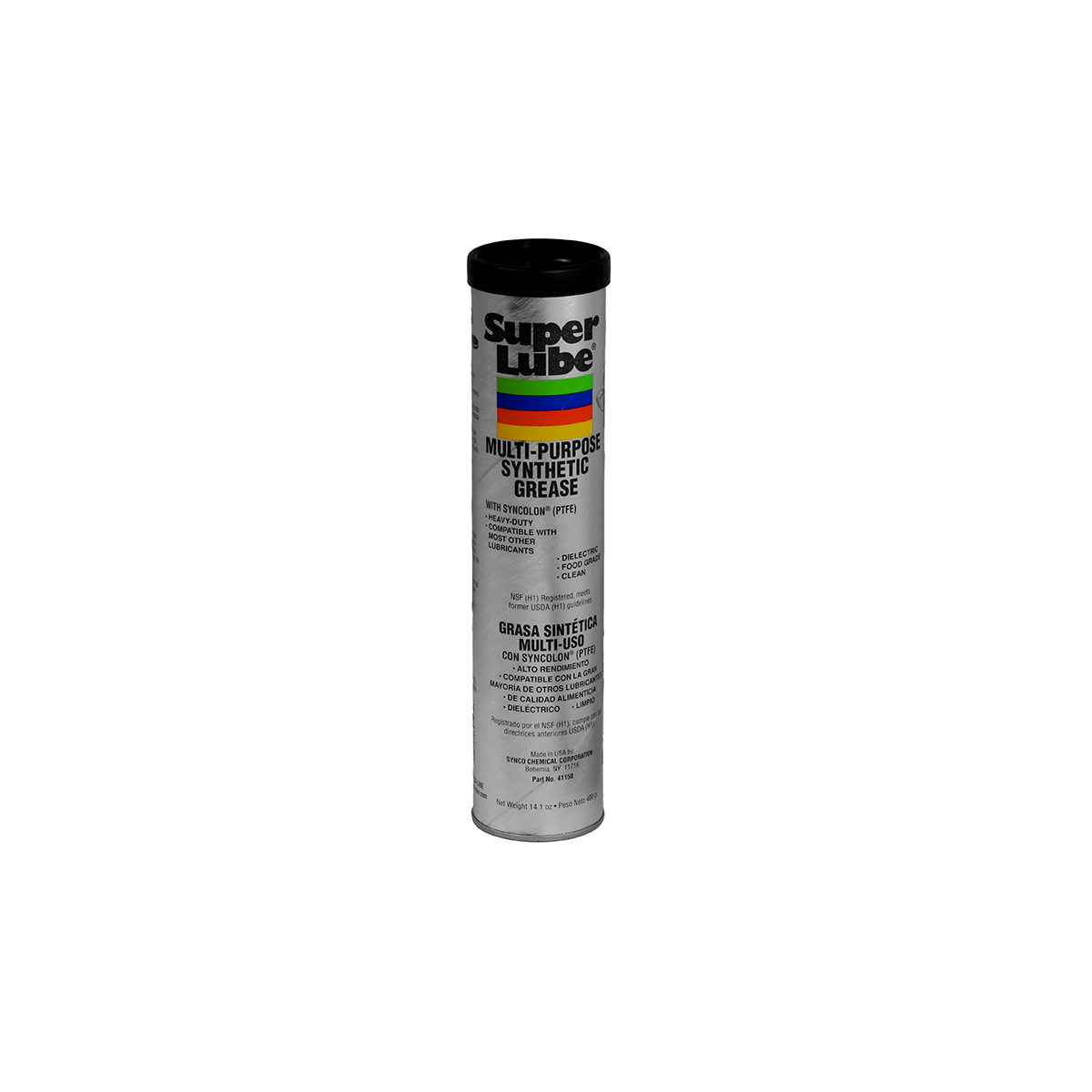 Super lube 41150 cartridge food grade grease alfa international - Food grade grease kitchenaid ...