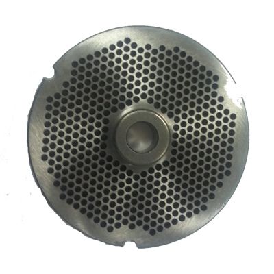 "Chopper Plate #52 1/8"" With Hub (3 Notches)"