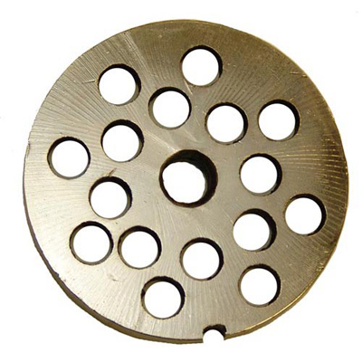 "Chopper Plate #12 3/8""-10 mm"