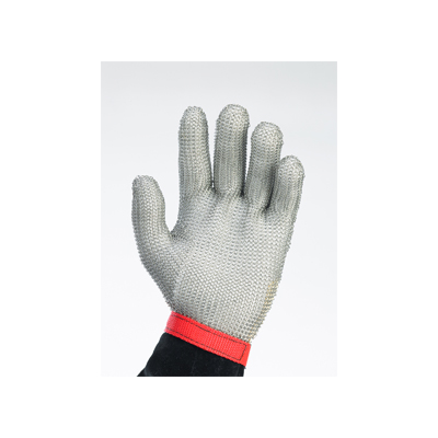 Metal Mesh Safety Glove (Stainless - Medium)