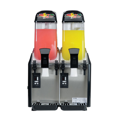 Drink Dispenser - Two (2) 3.2 Gallon Tanks