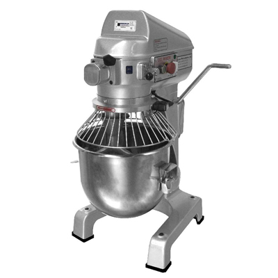 20 Quart Planetary Mixer - 1/2 hp - Precision Mixers