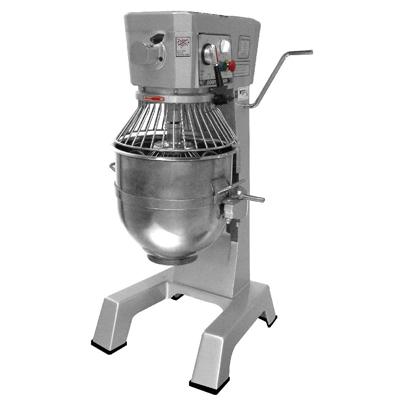 50 Quart Planetary Mixer - 2 hp - Precision Mixers