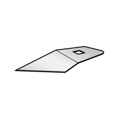 Knife Scraper (Plastic) For Berkel Slicers