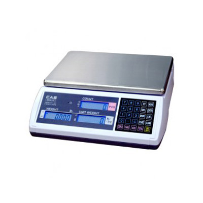 CAS Counting Scale 6 X .0002 lb Capacity