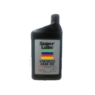 Super Lube Synthetic Gear Oil