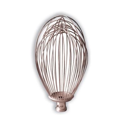 40 qt Adaptable Wire Whip For Hobart Mixer (NSF)