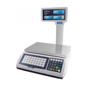 CAS Price Computing Scale With LCD Pole Display