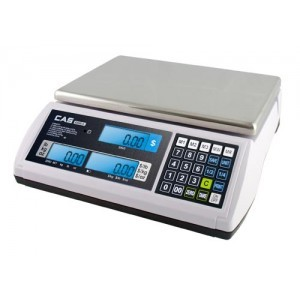 CAS Price Computing Scale - LCD Display