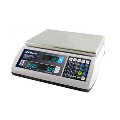 CAS Price Computing Scale - VFD Display