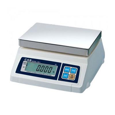 CAS Portable Portion Control Scale 5lb Capacity