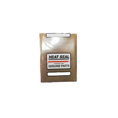 "Heat Seal Hot Plate Cover 6"" X 14"" For Heat Seal Wrappers"