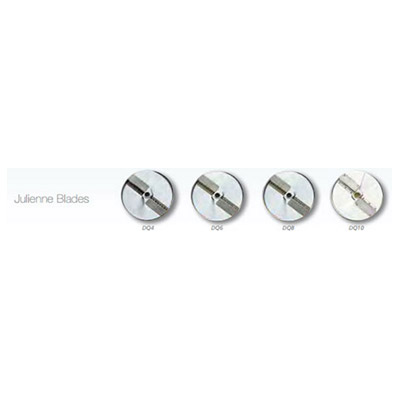"""Julienne Disc (7/32"""") For Sirman 300SS Food Processor"""
