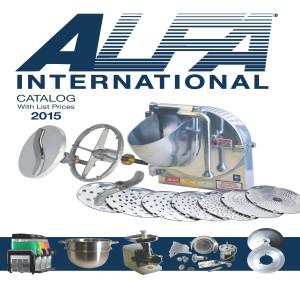 New 2015 Catalog ALFA International