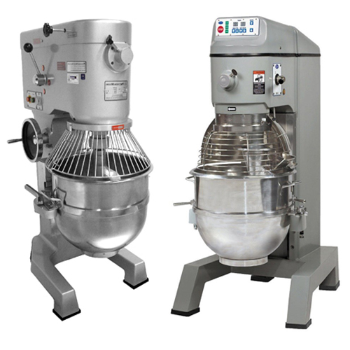 Globe and Precision Mixers