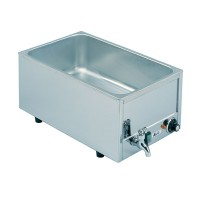 Alfa FW9000 Food Warmer With EZ Drain Spigot