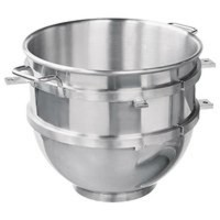 Hobart L80 SSBW Stainless Steel 80 Quart Mixer Bowl For Hobart Legacy Mixers