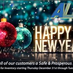 Happy New Year from ALFA 2016