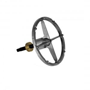 """ALFA VS-12DH Disc Holder For GS-12 Grater Shredder (For 9/16"""" Hub ONLY)"""