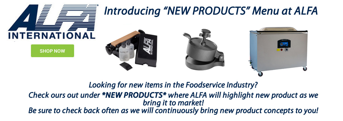 ALFA New Products Category