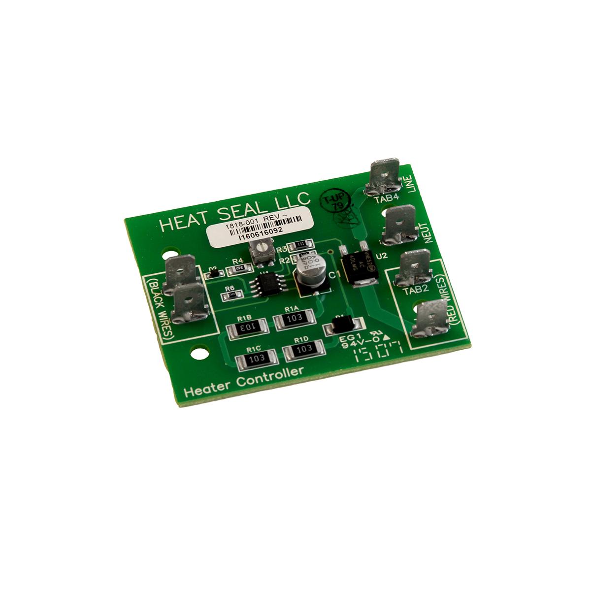 Heat Seal 1818 001 Circuit Board Alfa International