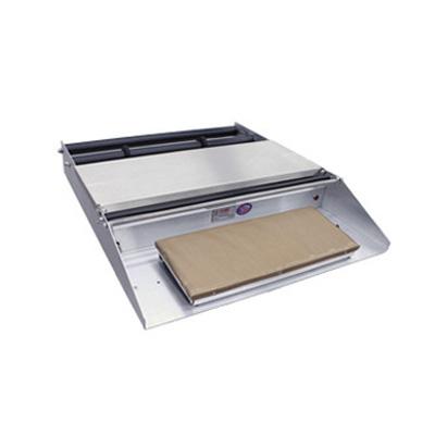 Heat seal 625a plastic saran wrap sealing machine hot plate deli.