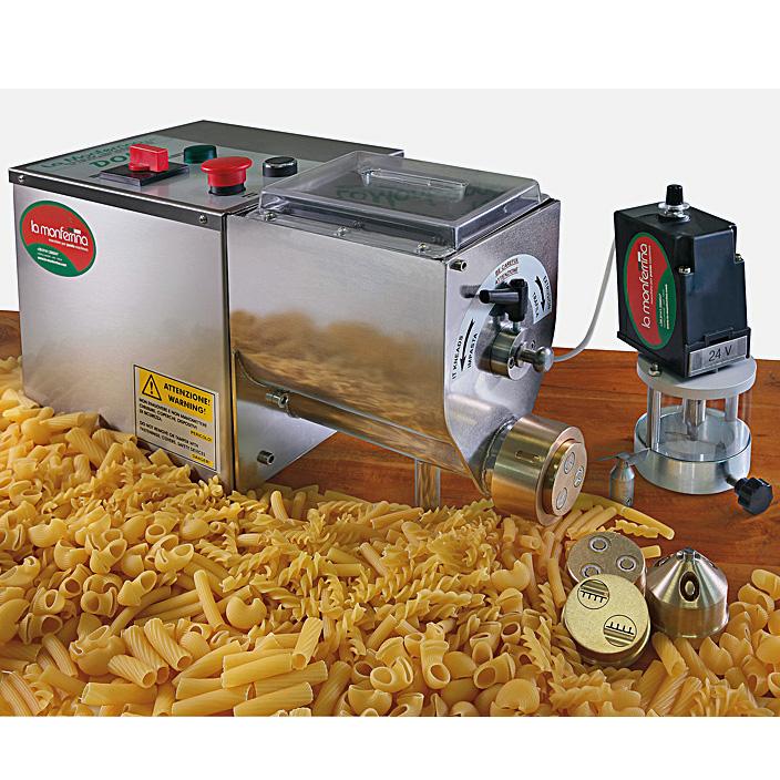 La Monferrina Dolly Pasta Extruder Machine Alfa