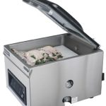 Hamilton Beach HVC406 PrimaVac with Vac Packed Product