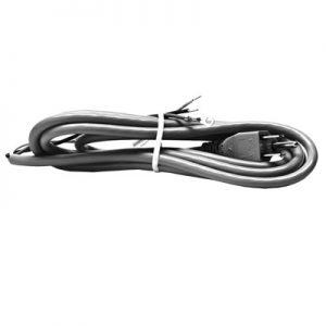 ALFA 8Ft Power Cord (Black) For Deli Slicers